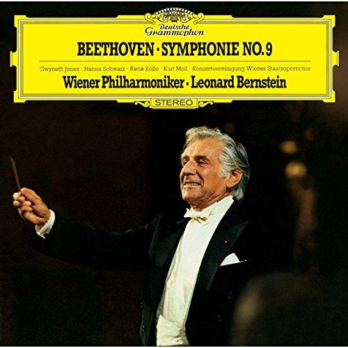 SACD : BERNSTEIN,LEONARD - Beethoven: Symphony 9 Choral (Limited Edition, Direct Stream Digital, Super-High Material CD, Japan - Import, Single Layer SACD)