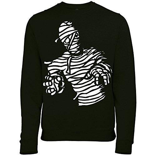 Batch1 Women's Halloween Spooky Zombie Printed Fancy Dress Sweatshirt Jumper XX-Large -