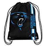 NFL Carolina Panthers Big Logo Drawstring Backpack