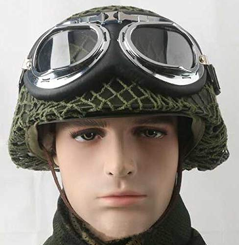 GPP Perfect WWII US Army M1 Green Helmet Replica Net for sale  Delivered anywhere in USA