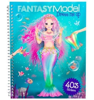 Top Model Stickers.Amazon Com Top Model Depesche 8755 Sticker Book Dress Me