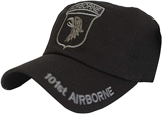 101st Airborne Baseball Cap US Army Hat United Stated Military Hats American Flag Strap Back Hat