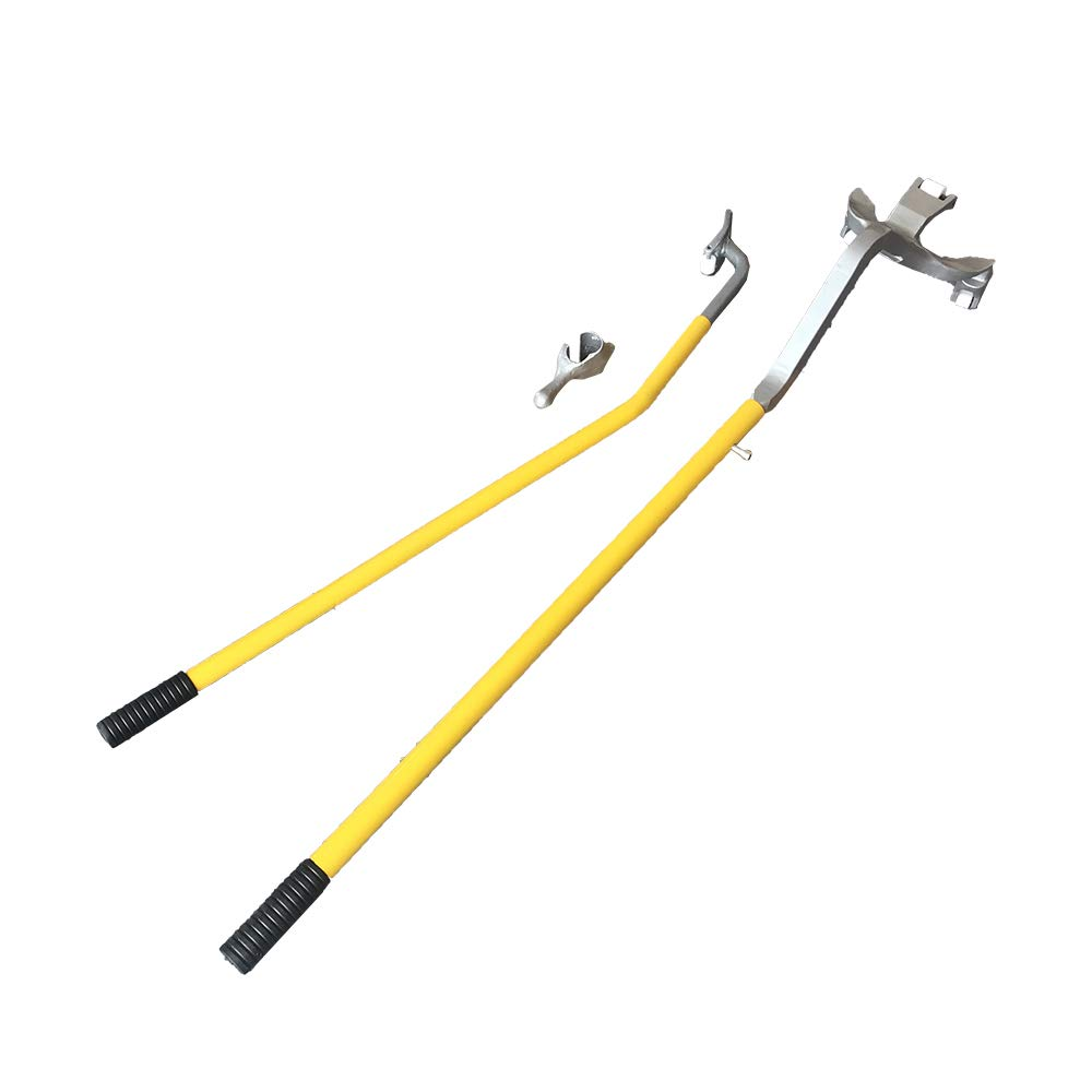 PARTS-DIYER 17.5'' to 24'' inch Tire Changer Mount Demount Tool Tools Tubeless Truck Bead 3pcs by PARTS-DIYER
