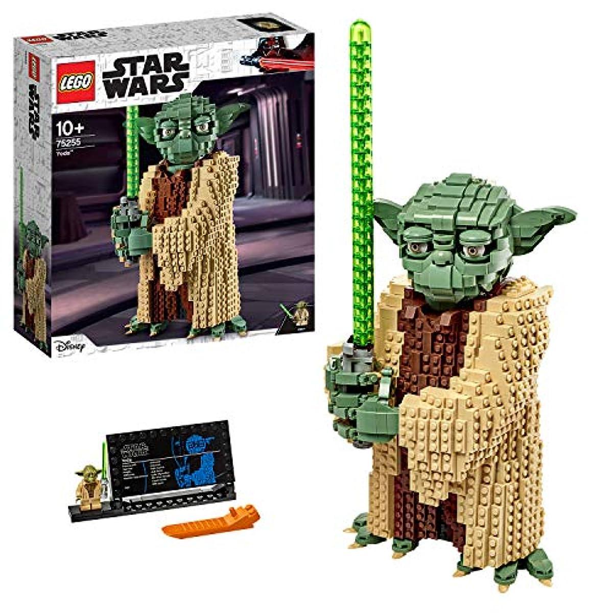 [해외] 레고(LEGO) 스타워즈 요다(TM) 75255