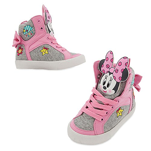 Disney Minnie Mouse Sneakers for Kids Size 8 TODDLER Pink