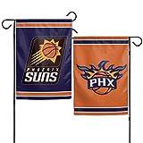 Phoenix Suns Flag 12x18 Garden Style 2 Sided