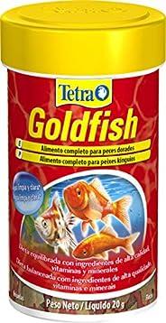 Tetra Goldfish 20g Tetra Para Todos Os Tipos de Peixe Todas As Fases,
