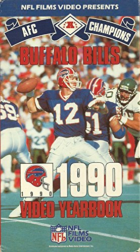 Buffalo Bills:1990 Yearbook/Afc Champ ()