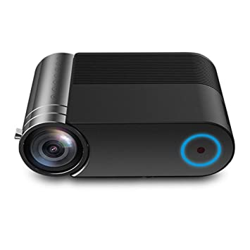 GTJXEY Proyector LED Yg550 HD 720P para 1080P WiFi ...