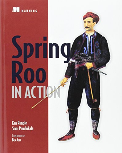 Spring Roo in Action by Brand: Manning Publications