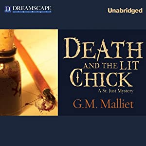 Death and the Lit Chick Audiobook