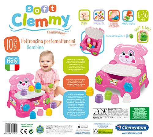 Clementoni 17141 Adolescencia Chica Juego Educativo - Juegos ...