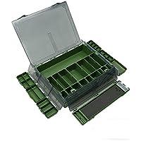 Tackle Box XXL 8in 1Fishing Box Assorted Fishing Rig Box
