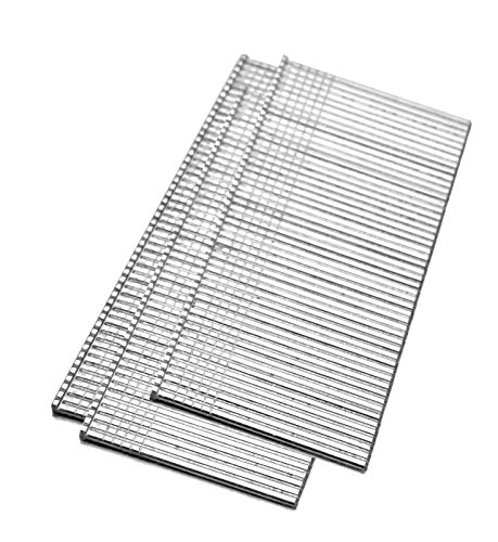 meite 18 Gauge Leg Length 1-1/4-Inch Galvanized Brad Nail (5000pcs/Box) (1-Large Pack)