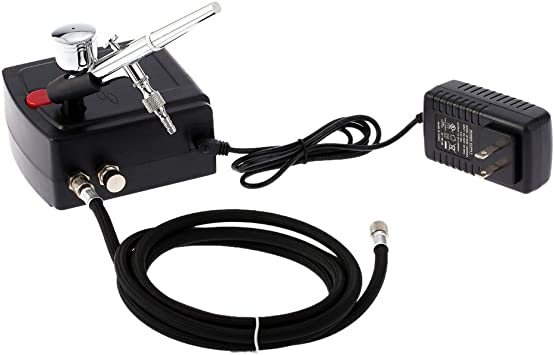 Amazon.com: Speder - Kit de aerógrafo portátil de doble ...