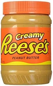 Hershey Reese's Peanut Butter, Creamy, 18 oz