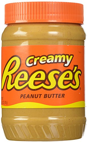 Hershey Reese's Peanut Butter, Creamy, 18 oz