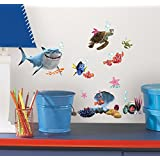 Finding Nemo Peel & Stick Wall Decals 10 x 18in