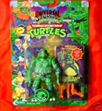 Teenage Mutant Ninja Turtles Univesal Monsters Leonardo as the Creature