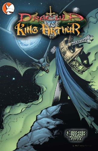 Dracula vs. King Arthur #1 (Graphic Novel)