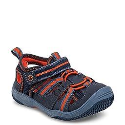 Stride Rite Baby Riff Water Sandal (Infant/Toddler)