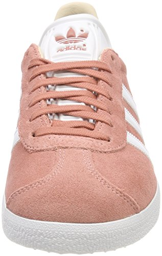 000 Baloncesto Mujer Rosa Adidas roscen De Gazelle Zapatos Ftwbla W Para IWAv6Fqw