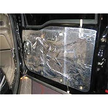 2002-present Volkswagon Mini Bus - Doors Hushmat 682803 Sound and Thermal Insulation Kit