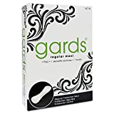 Hospeco HOS4147 Gards Maxi Pads, #4, 250 Individually Boxed Napkins Per Carton