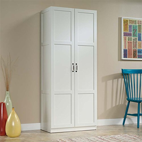 sauder cabinet with doors storage cabinets with doors and shelves home furniture 25857