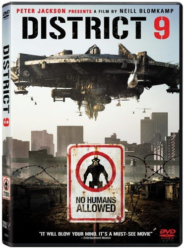 District 9 (Single-Disc Edition) from Sony Pictures