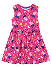 Peppa Pig Girls' Peppa Pig Dress