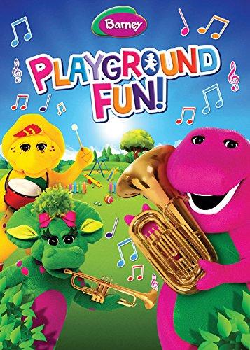 Barney: Playground Fun (Playground Dvd)