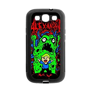 SnowPageboy- TPU Rubber Case Compatible with Samsung Galaxy S III / S3 i9300- Asking Alexandria