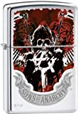 2013N Zippo Sons of Anarchy chrome
