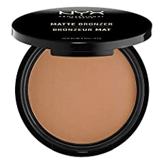 Perfect for Spring Summer and beyond - the Matte Bronzers have arrived! Achieve a natural and healthy looking complexion using any of the powder bronzers available in five russet shades. Perfect for that desired honey glow all year long!