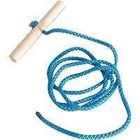 Stiga - Trineo con cuerda, multicolor