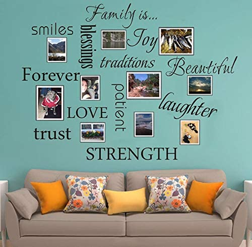 7E Colours Family Stickers Decoration product image