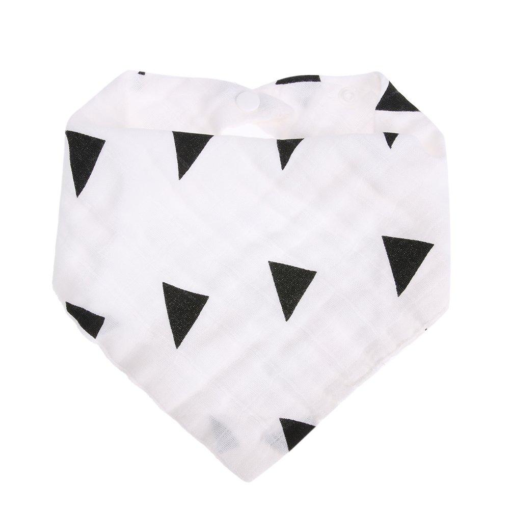 Everpert - Pañ uelo para bebé , diseñ o triangular diseño triangular