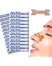 50-300 Count Nasal Strips Better Breath Reduce Snoring Improve Sleeping (66mm*19mm)