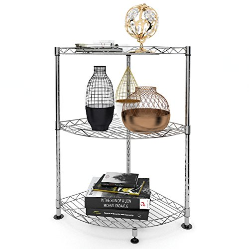 Wire Shelves (Silver) - 1