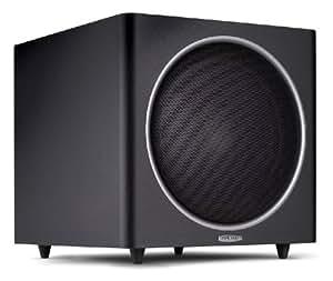 Polk Audio PSW 125 - Subwoofer, color negro