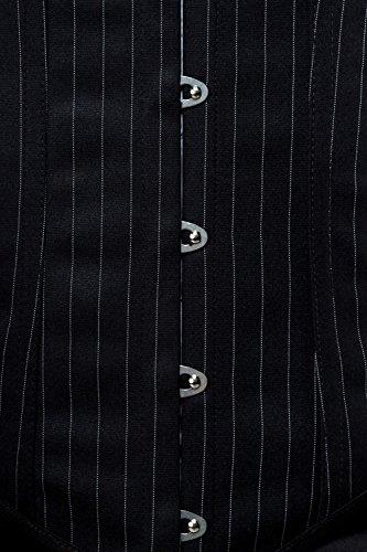 Underbust Corset of Luxury & Good lingerie Black