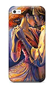Best 9580298K76797250 High Quality Oil Paintings Tpu Case For Iphone 5c