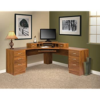 Amazon Com Winsome Studio Home Office Furniture Set