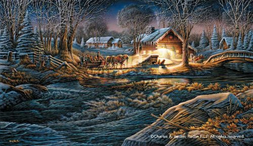 Gathering of Friends by Terry Redlin Limited Edition Print of 9500 Signed & Numbered