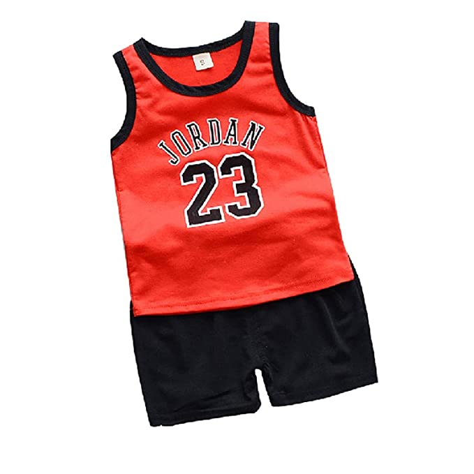 Conquro-Niño NBA Michael Jordan # 23 Chicago Bulls Retro Pantalones Cortos de Baloncesto Camisetas de Verano Uniformes y Tops de Baloncesto Uniformes ...