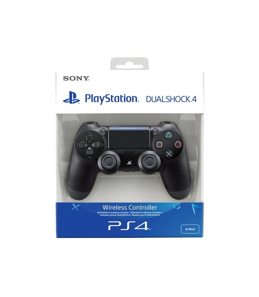 PlayStation 4 - DualShock 4 Wireless Controller, schwarz (2016)