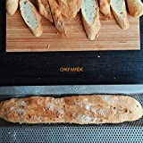 CHEFMADE Baguette Pan, 15-Inch Non-Stick