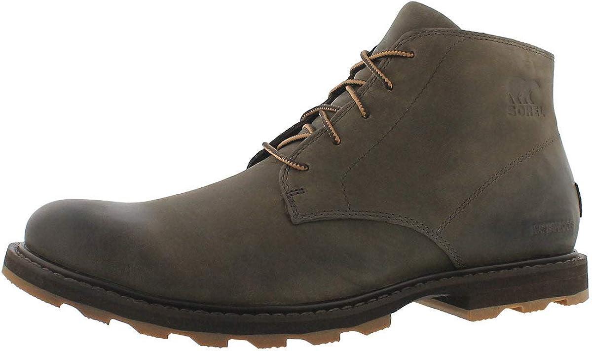 Sorel - Men's Madson Chukka Waterproof Boots