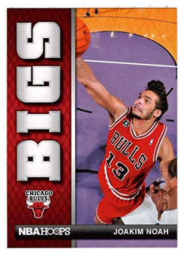 Joakim Noah (Basketball Card) 2011-12 Panini Hoops BIGS # 11 Mint ()